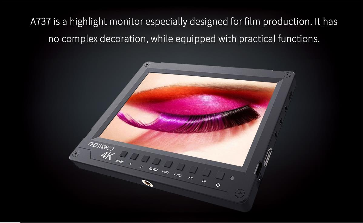 FEELWORLD 7 inch film production lcd monitor