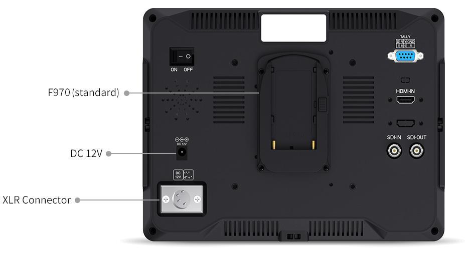 Camera Monitor 4k Quay Video Feelworld