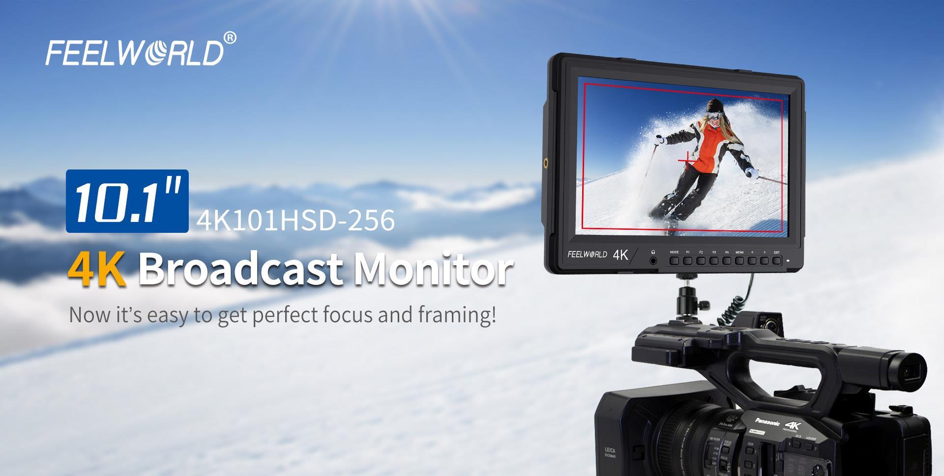màn hình feelworld cho máy quay