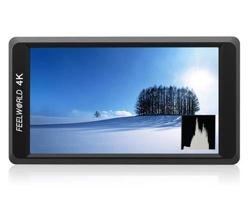 FEELWORLD F550 5.5'' 4K On-camera Monitor with HDMI Input/ Output IPS Full HD 1920x1080