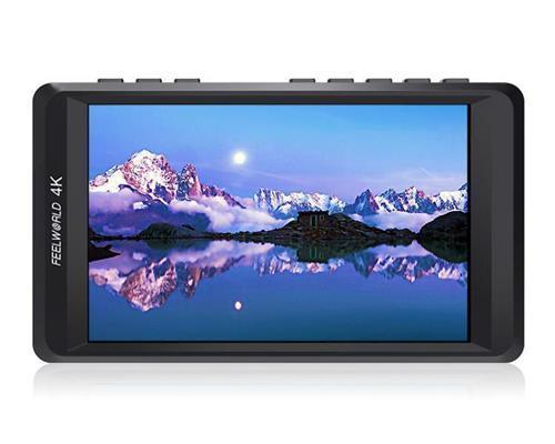 FEELWORLD FW703 7 Inch IPS 4K HDMI DSLR Monitor Full HD On Camera Field Monitor