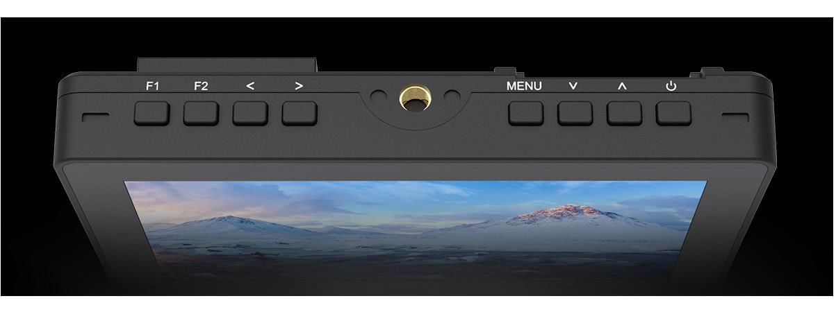 camera monitor 4k 5 in