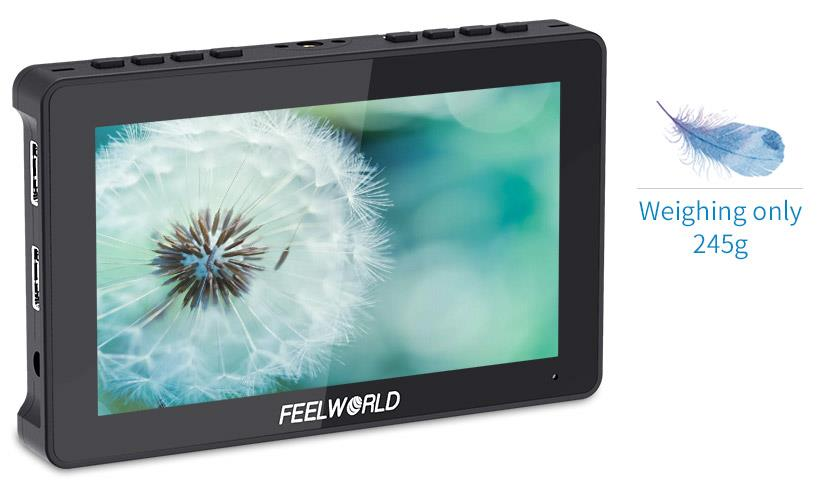 feelworld 5.5 small hd monitor