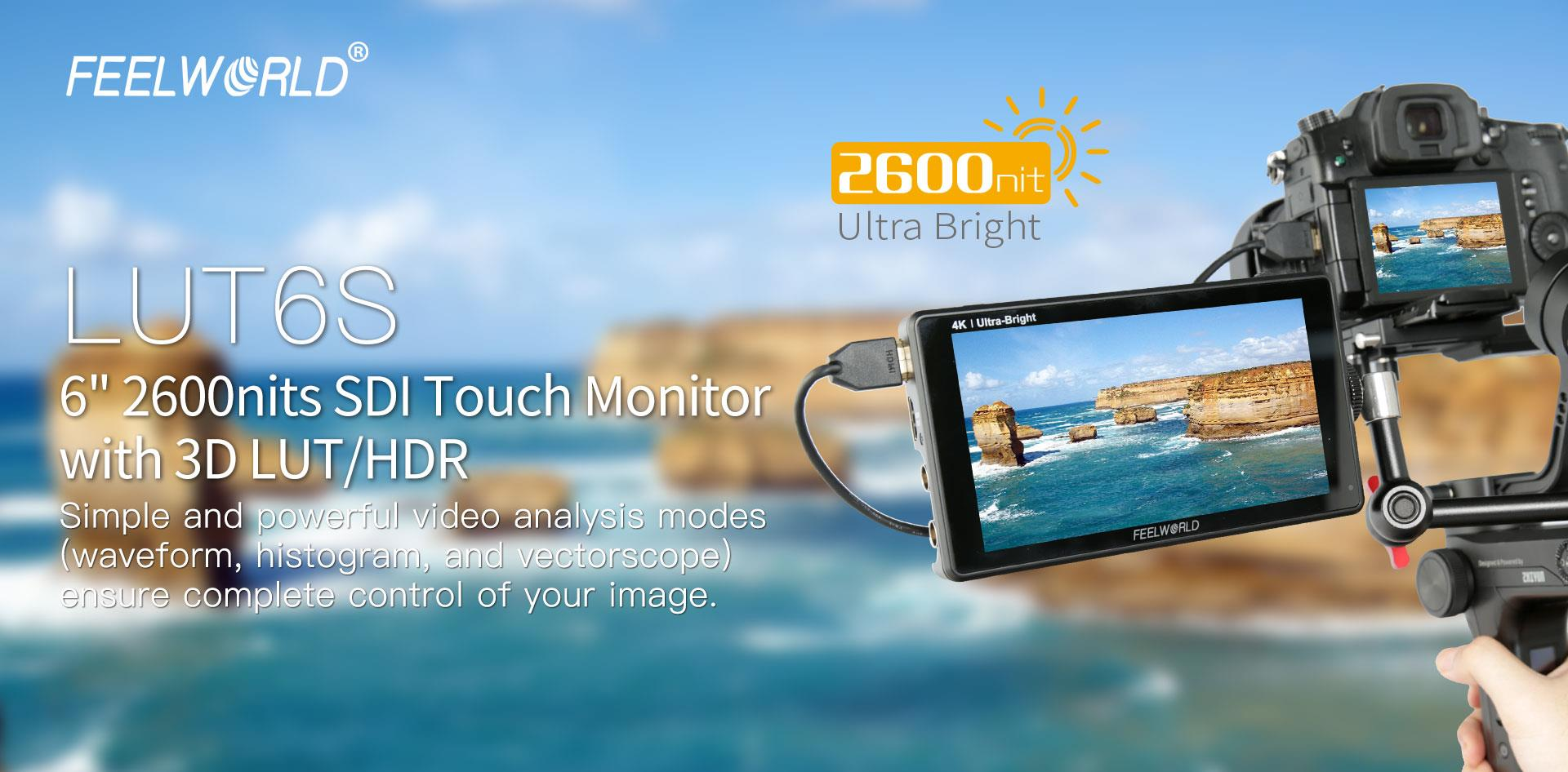 3D LUT monitor