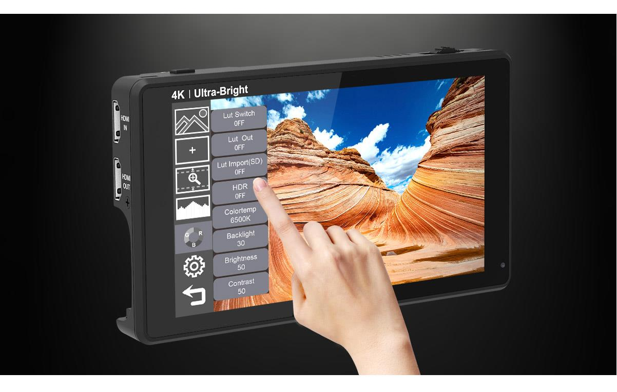 screen touch-monitor