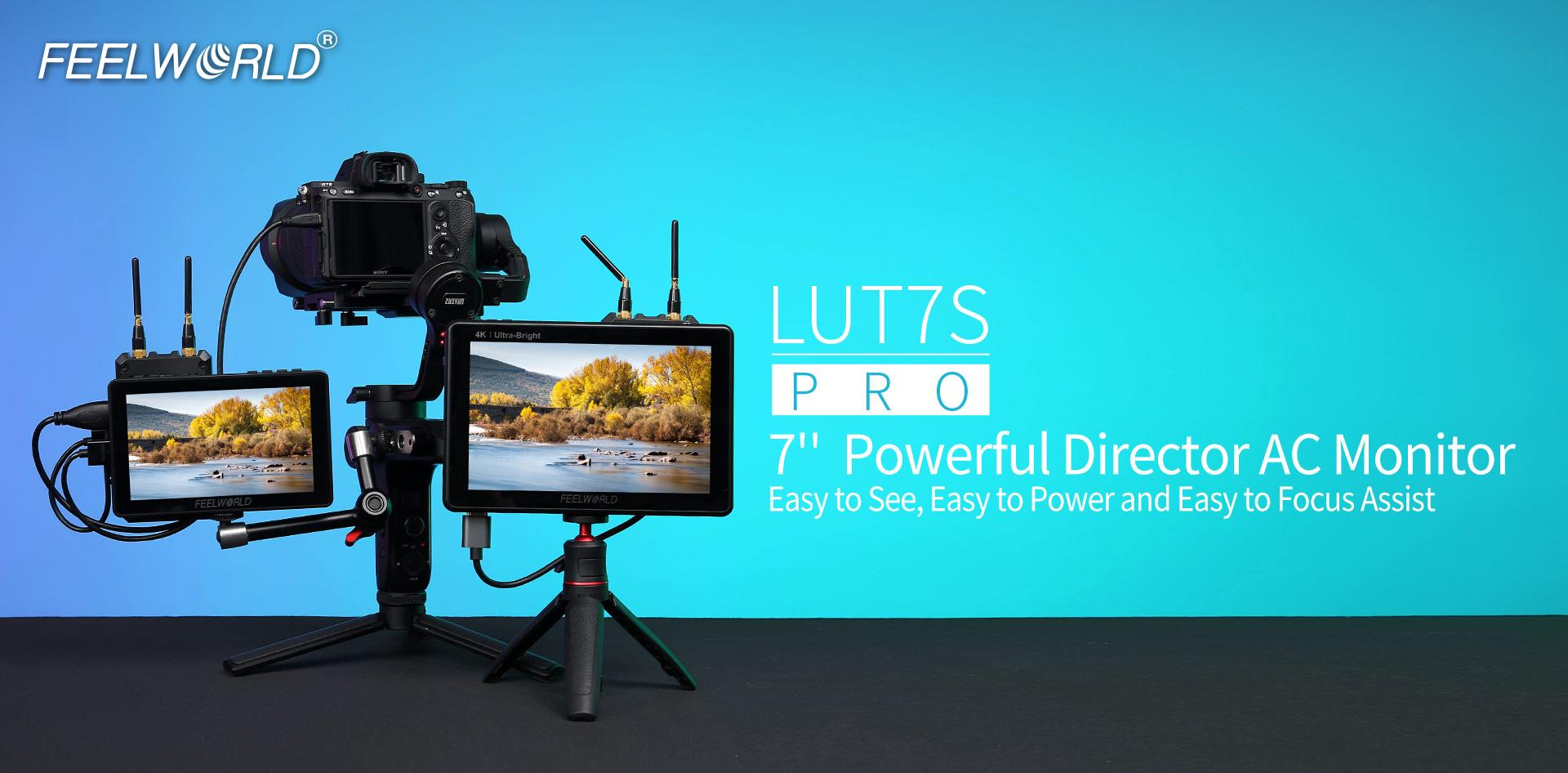 powerful director monitor