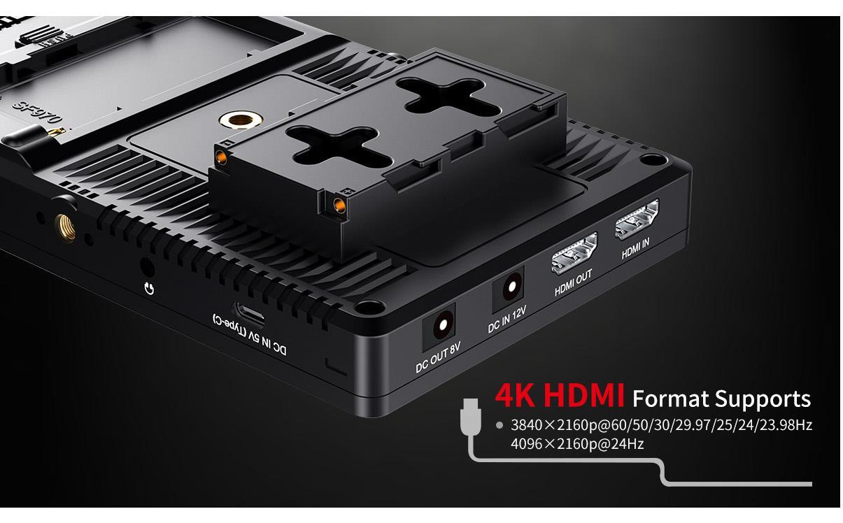 4k hdmi monitor