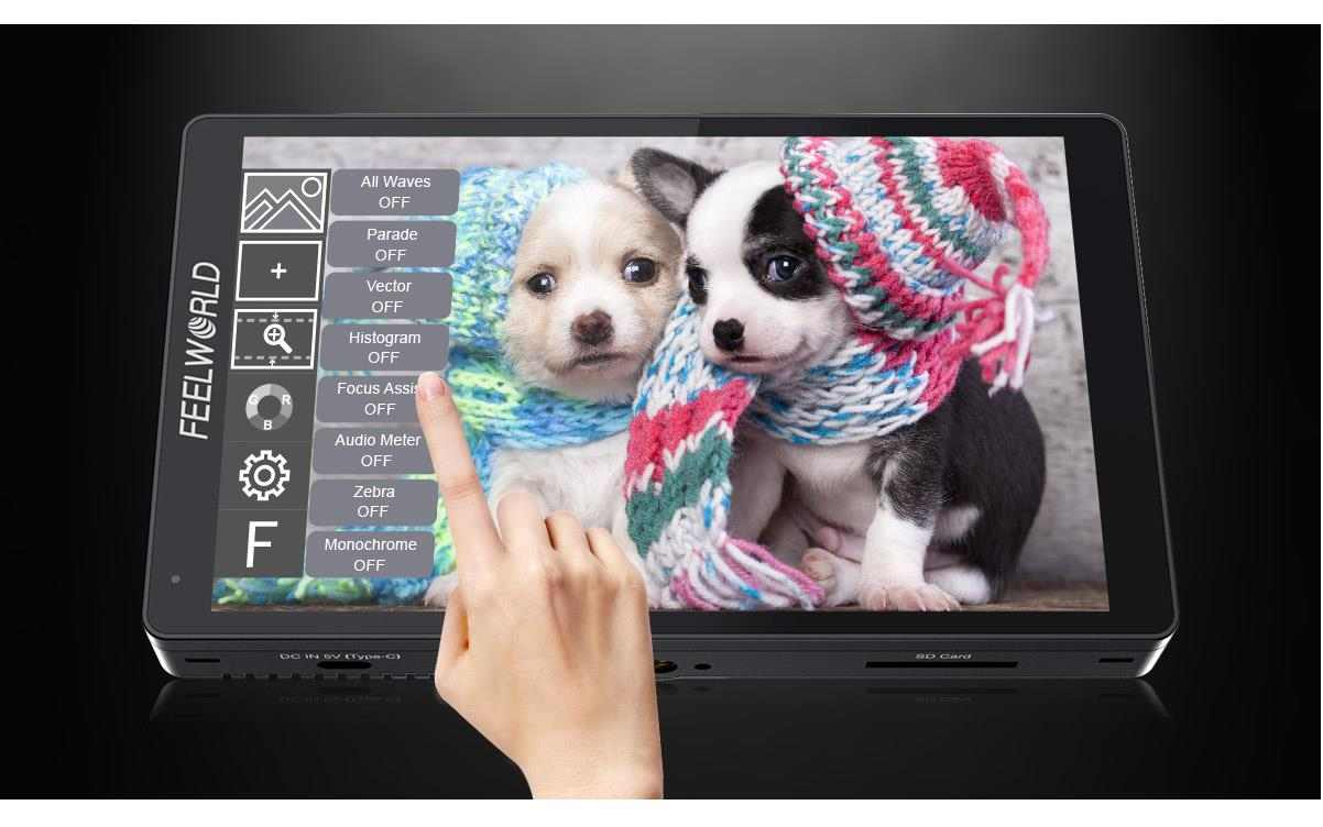 full touch monitor