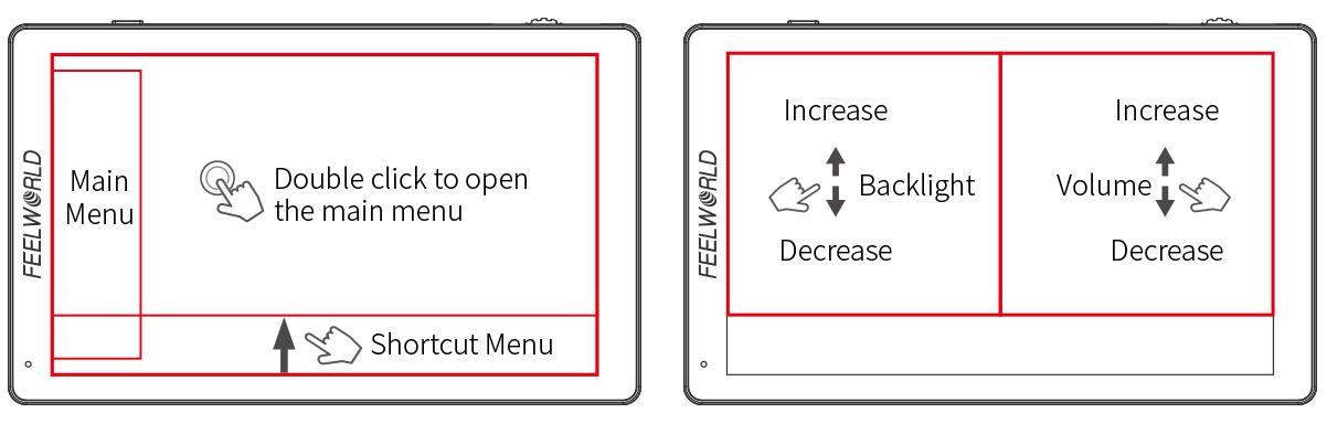 touch instruction monitor