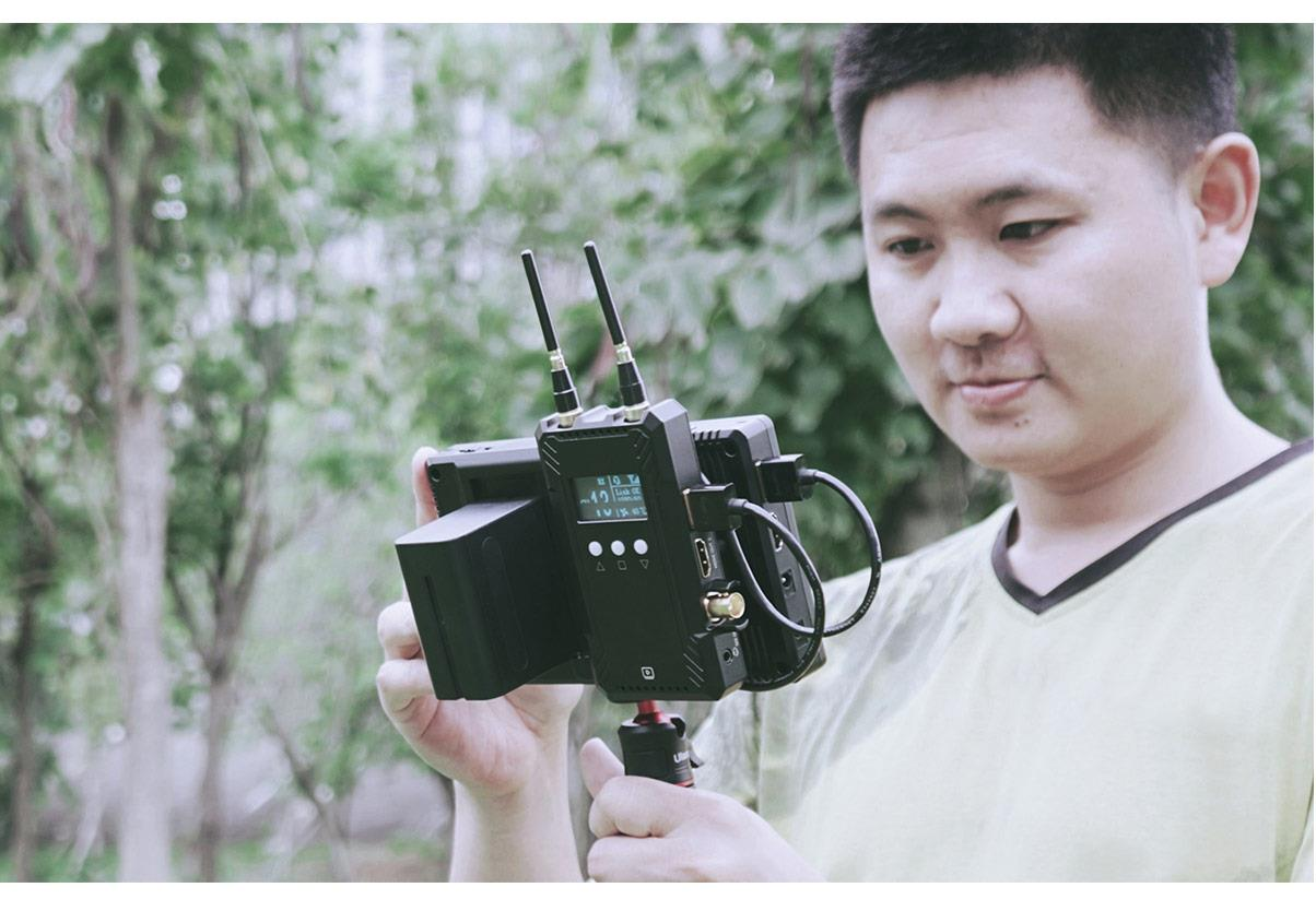 wireless transmission monitor